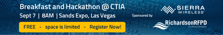 CTIA Hackathon registration